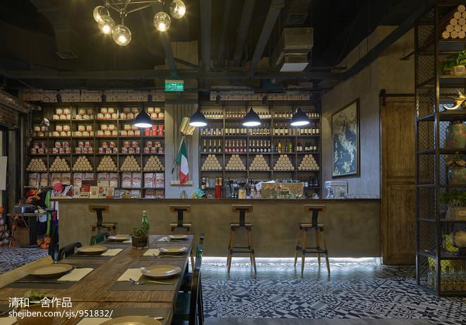 MODICA西餐厅装修案例