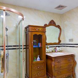 古典欧式卫浴装修