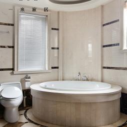 大气美式卫浴装修