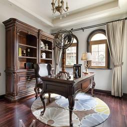 家装美式书房设计大全