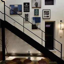 LOFT办公空间楼梯设计