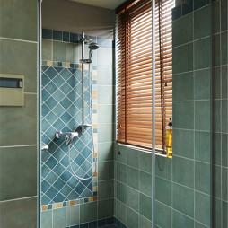 东南亚风格复式卫浴设计