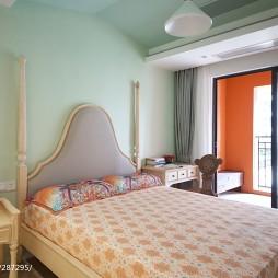 彩色混搭风格儿童房设计