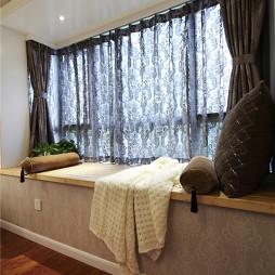 家装简欧格调窗台设计