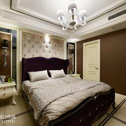 家装新古典格调卧室装修
