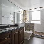 家装中式风格卫浴设计案例