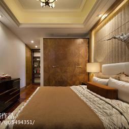 精致新古典风格卧室设计