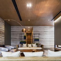 售楼中心休息区设计