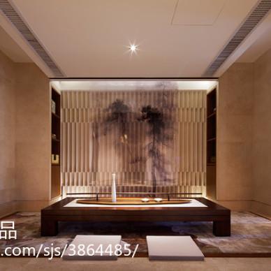 琚賓作品--中海譽城樣板房_2509366