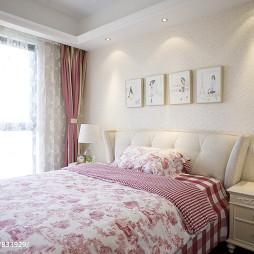 浪漫新古典风格卧室设计