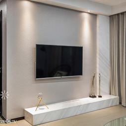 现代风格电视背景墙设计大全