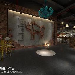 传统火锅店设计_2517575