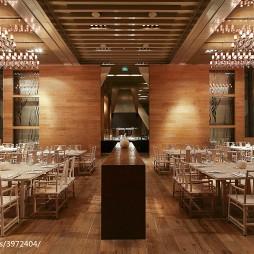 柏悦酒店餐厅设计案例