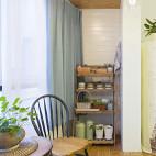 简单美式阳台设计图片