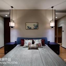 古典中式风格次卧室设计