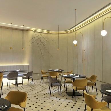 梅园春晓餐厅室内设计