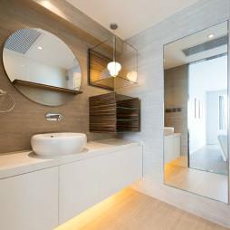 现代风格时尚卫浴装修