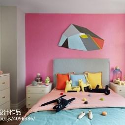 现代风格别墅儿童房设计