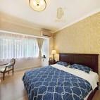 简雅美式风格卧室设计案例