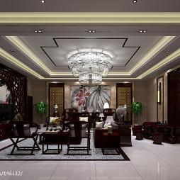 中式客厅_2521447