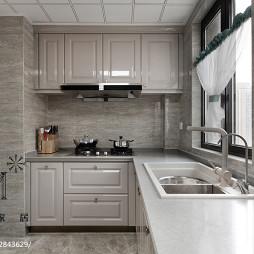 时尚新古典风格厨房装修
