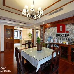 古典中式风格餐厅设计