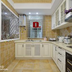 混搭风格别墅厨房设计