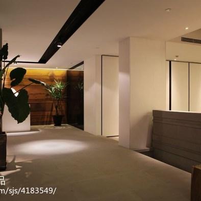 设计办公室走廊装修