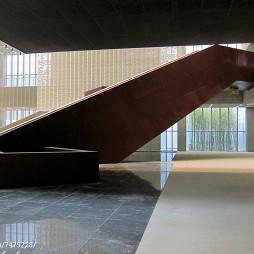 云南博物馆楼梯设计