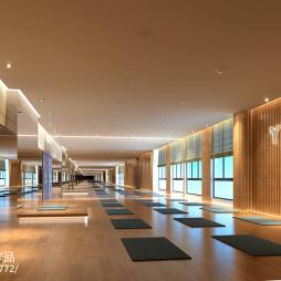 健身房瑜伽服效果图