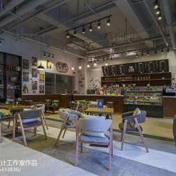 小鸟咖啡店设计