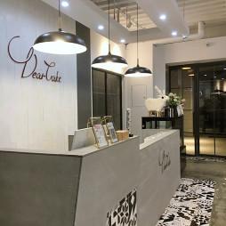 咖啡厅前台设计