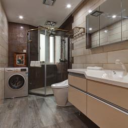 现代风格别墅卫浴设计