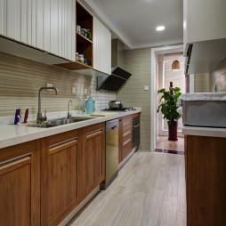 现代风格别墅橱柜设计案例