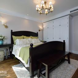 别致美式卧室设计