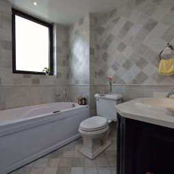 复古美式卫浴设计
