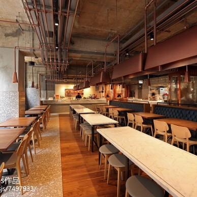 工装意大利餐厅设计