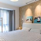 清新日式小卧室装修
