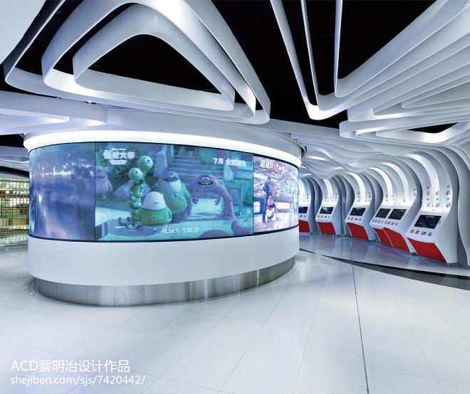 香港圆方商场 The Grand 电