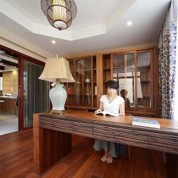 古典中式风格书房设计