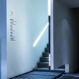 工装创意空间楼梯装修