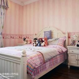 家居混搭风格儿童房布置