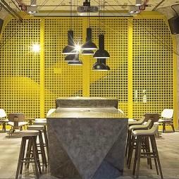 联合办公空间室内设计