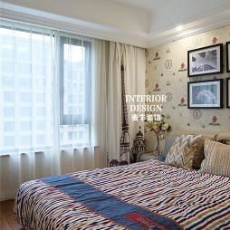 家居新古典风格卧室设计案例