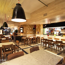 连锁咖啡厅设计