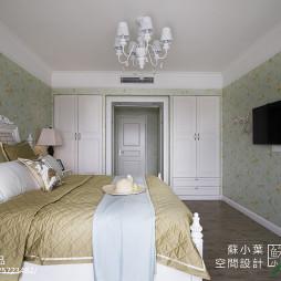 温暖美式风格卧室设计