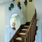 中式风格家居楼梯设计