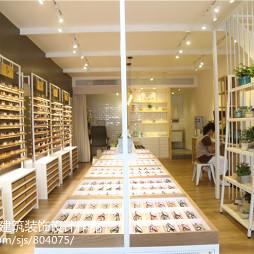 眼镜店设计案例
