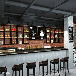 咖啡厅效果图_2547708