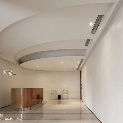 李智翔设计作品-钜亨网办公室